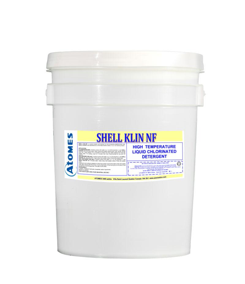 Friesen Nutrtion SHELL KLIN NF
